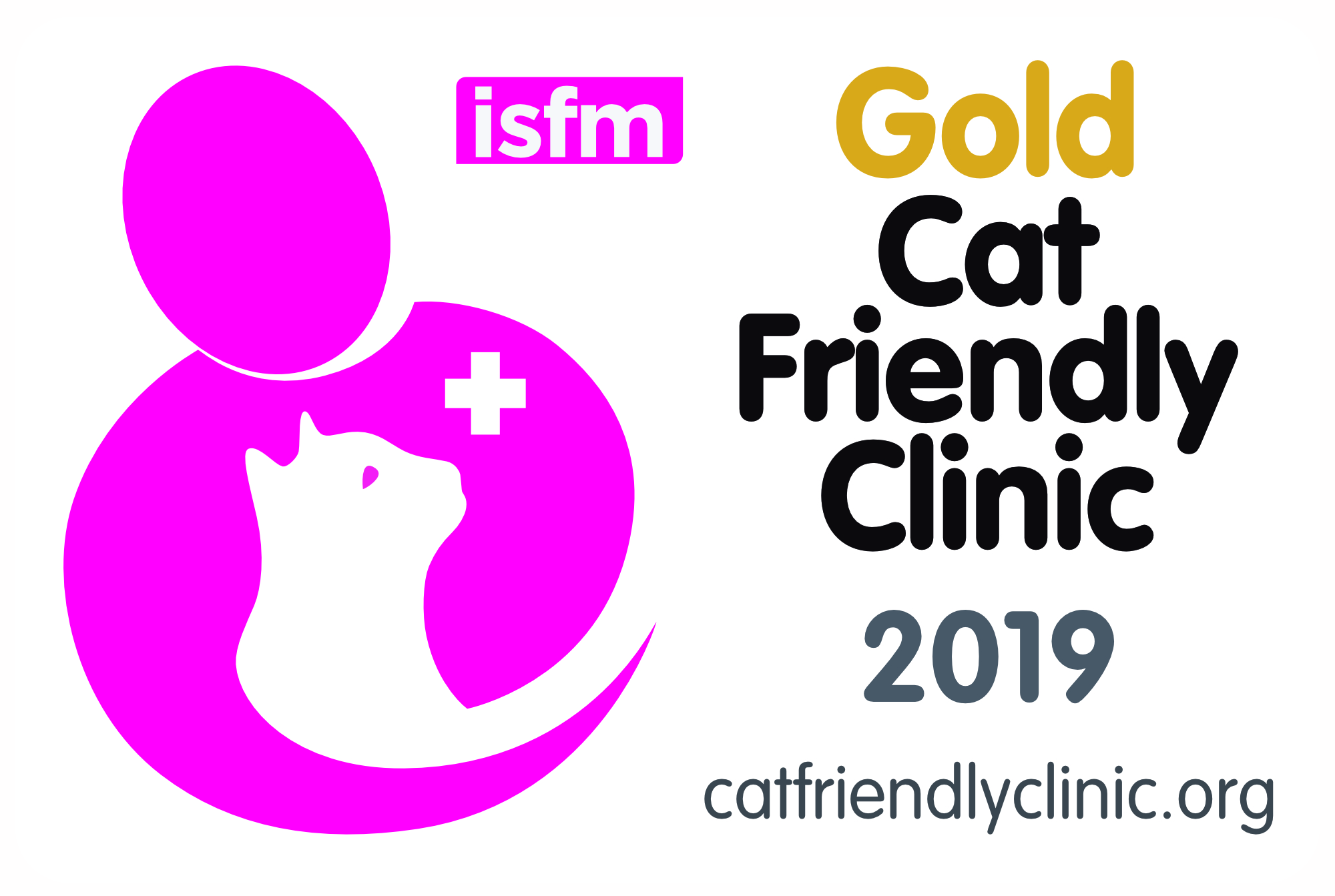 Cat FriendLY Clinic(CFC)のGOLDクラスの認定